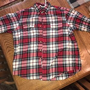 Men's Polo Ralph Lauren vintage flannel